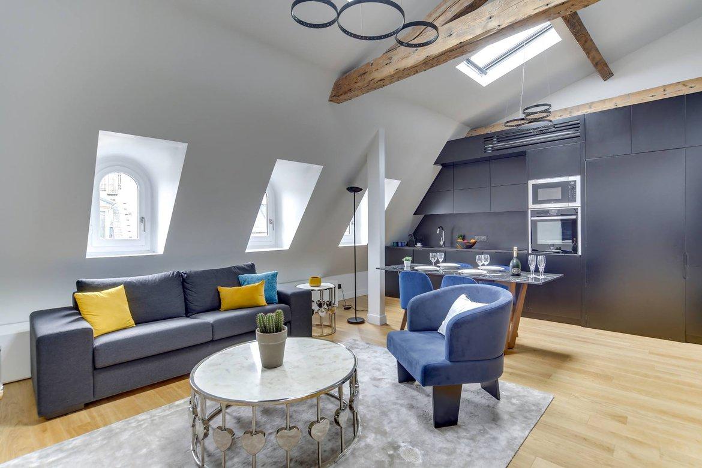 Appartement géré par notre conciergerie Airbnb