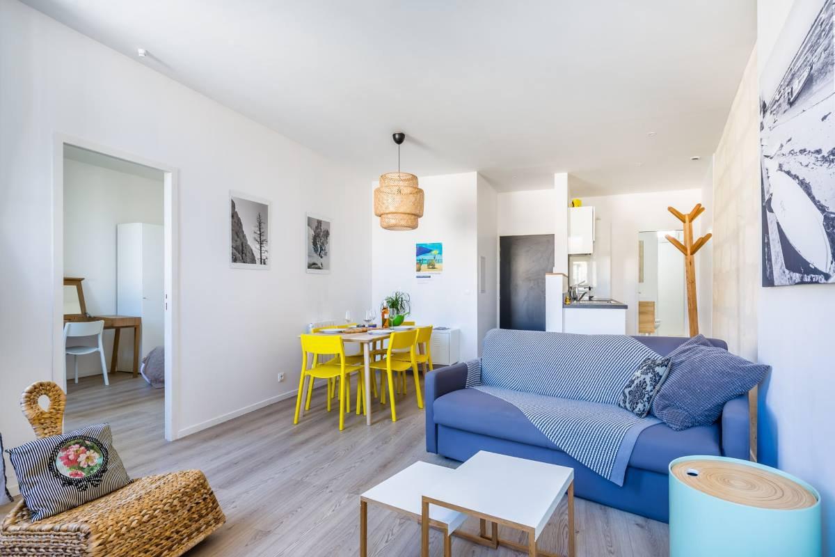 appartement en location dans notre conciergerie airbnb