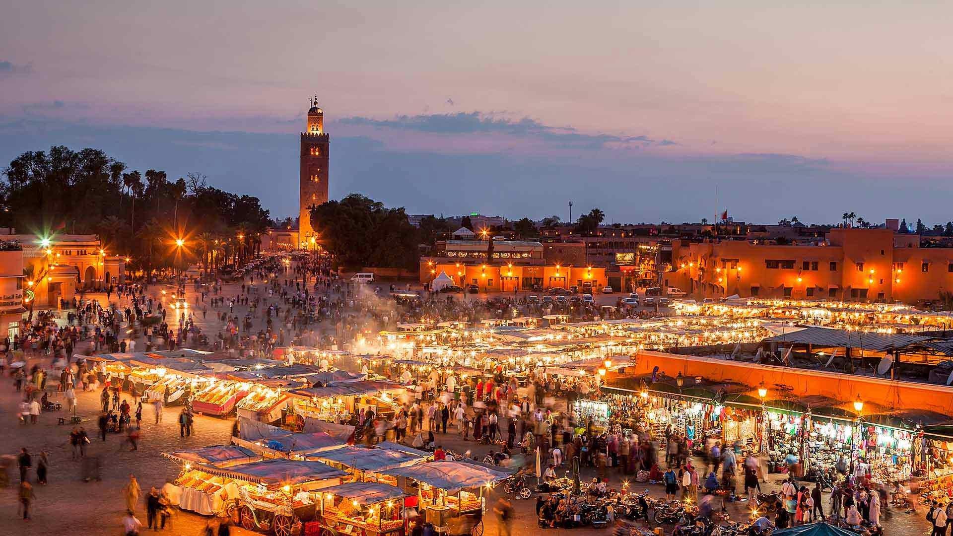 Riad Airbnb marrakech