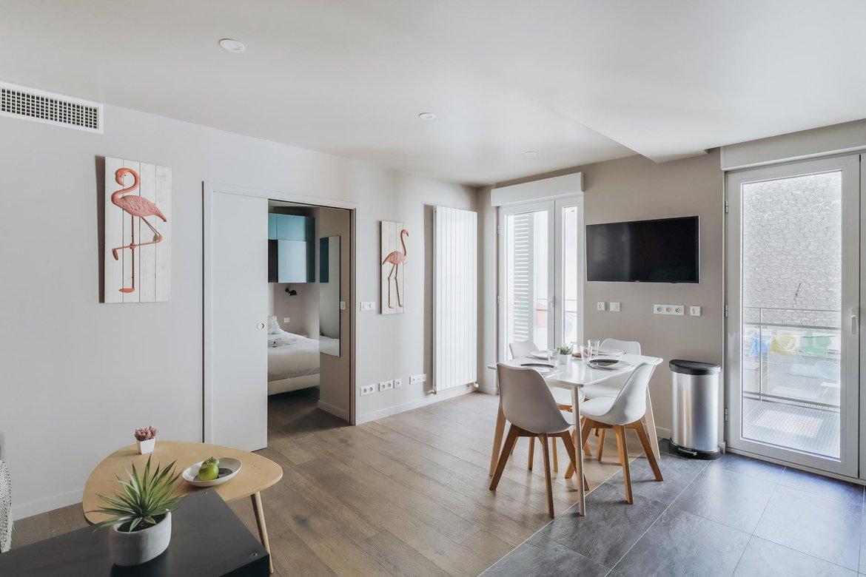 Appartement Booking loué par notre conciergerie Airbnb