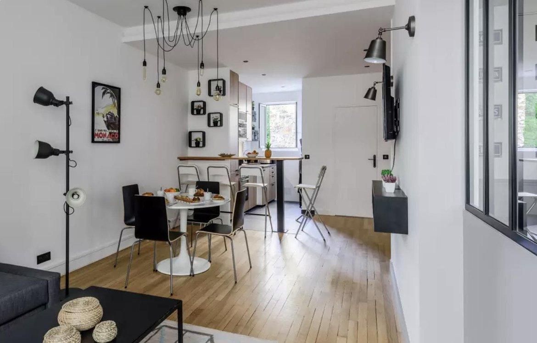 L'appartement d'un hôte Airbnb