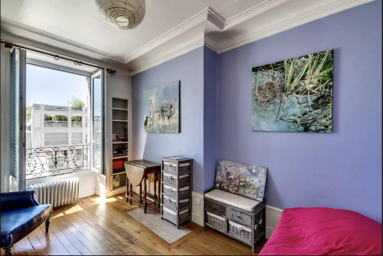 Chambre louée en Airbnb