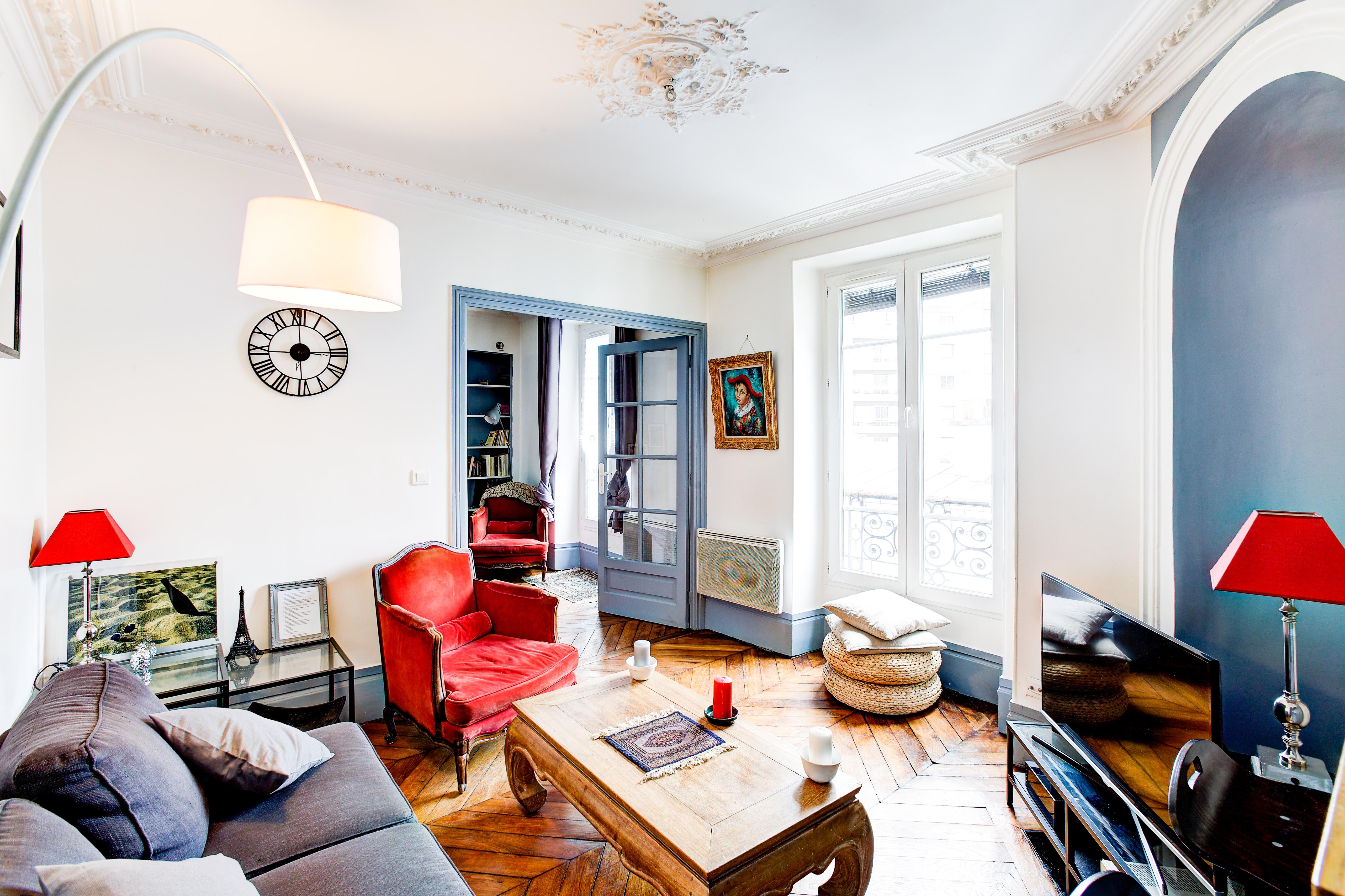 Une résidence principale à Belleville loué sur Airbnb